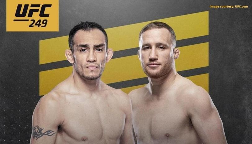 UFC, UFC 249