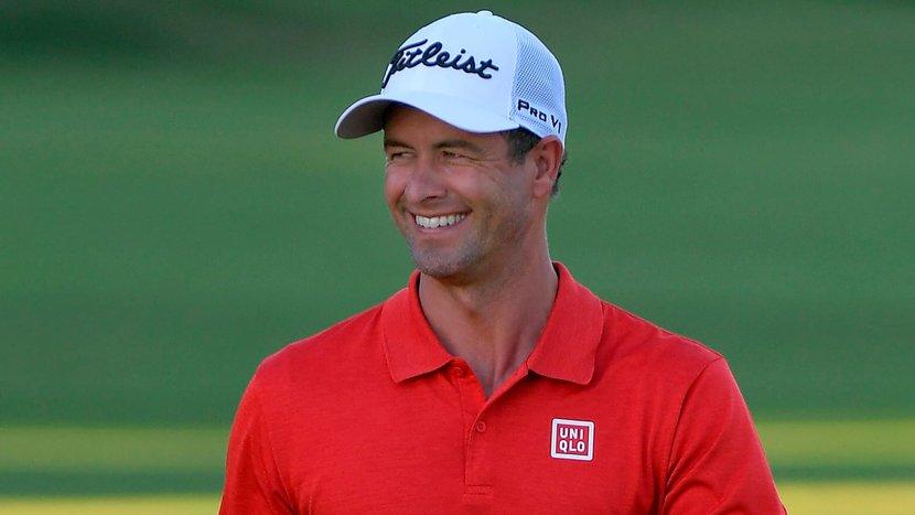 Adam Scott, PGA Tour, Golf, Feelgood