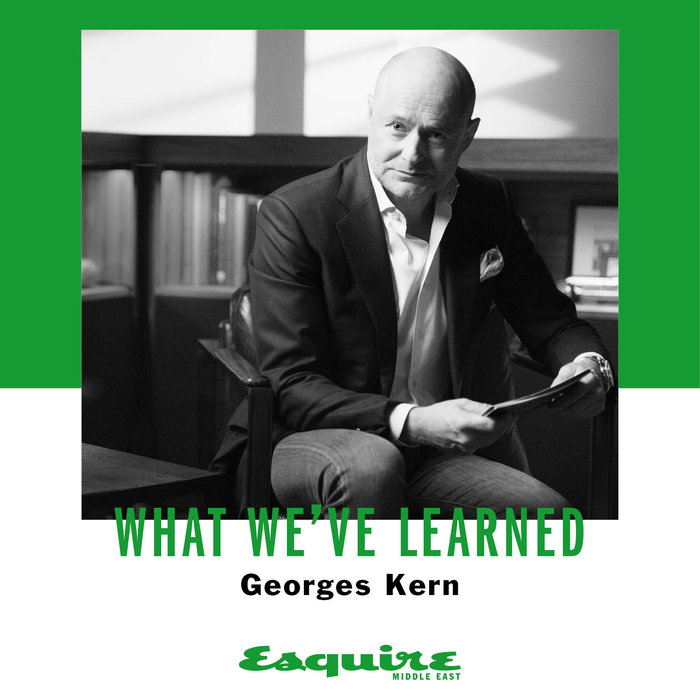 Georges Kern, Breitling, CEO, What I've learned
