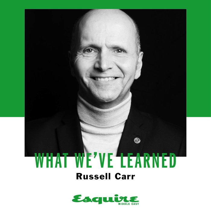 Russell Carr, Lotus cars, Head of design, Lotus Evija, Interview