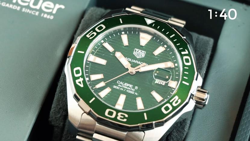 Tag Heuer, Aquaracer, Watches