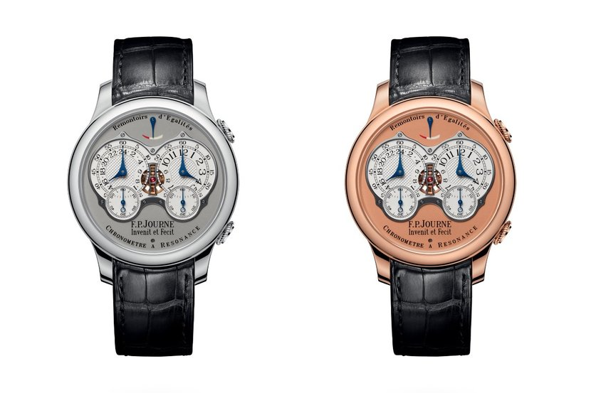 FP Journe, Chronomètre à Résonance, Watches