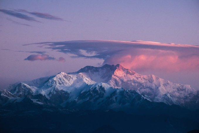 Kanchenjunga, Mountain, Coronavirus, Covid-19