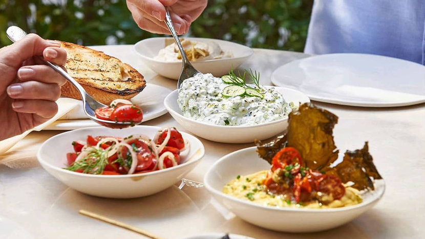 Avli by Tashas, Delivery, Avli, Tashas, Restaurants, 50 best restaurants
