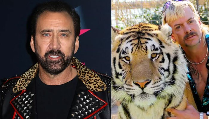 Joe Exotic, Tiger King, Netflix, Nicolas Cage