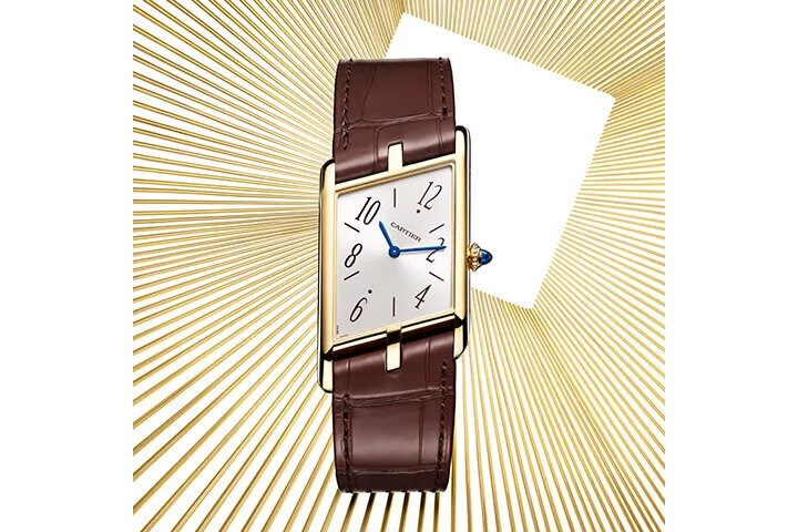 Cartier, Tank, Asymettrical, Watches, Watches and wonders