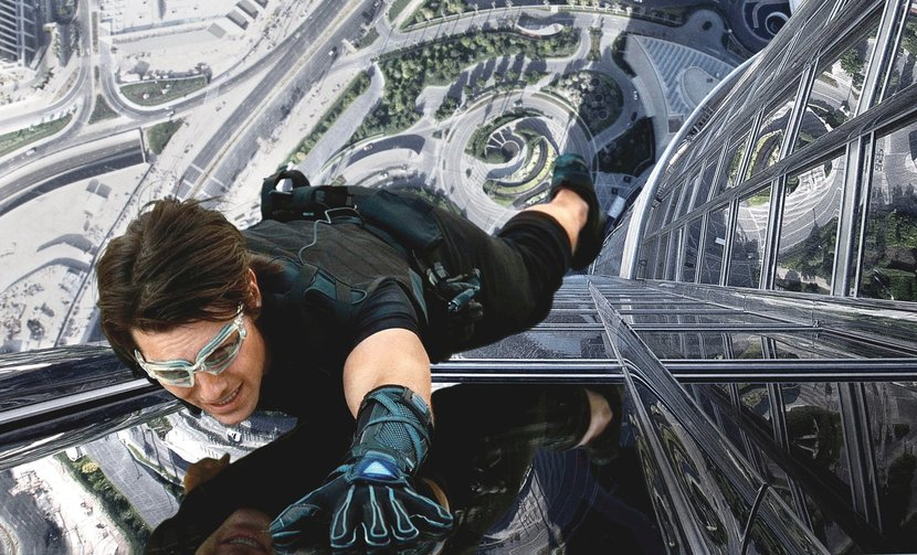 Tom Cruise, Tom Cruise Space, Mission Impossible