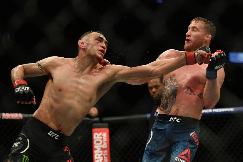 UFC 249, Tony Ferguson, Justin Gaethje, Florida