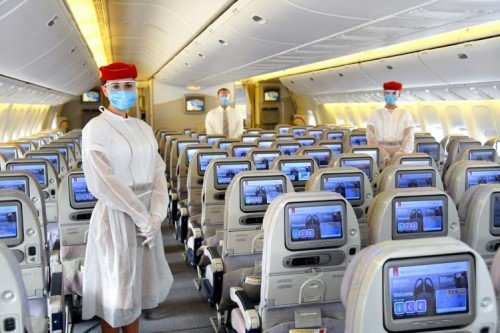 Emirates, Travel, Coronavirus, Covid-19
