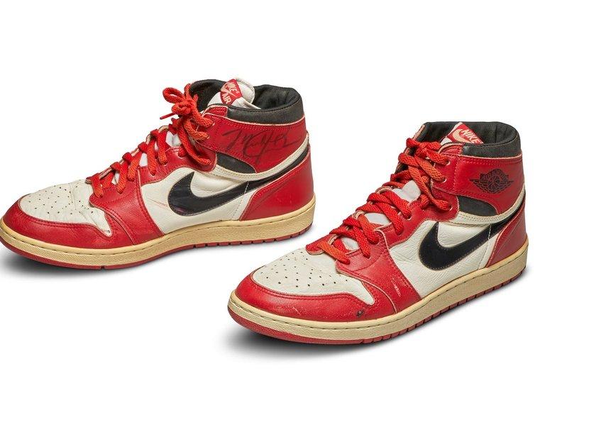 Air Jordan, Michael Jordan