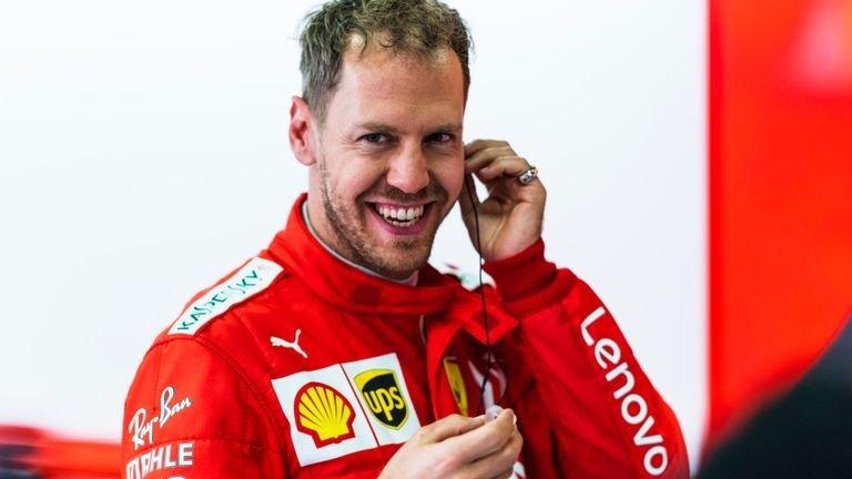 F1 2020 My Own Team Sebastian-vettel