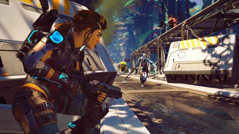 Crucible, Amazon Game Studios, New games
