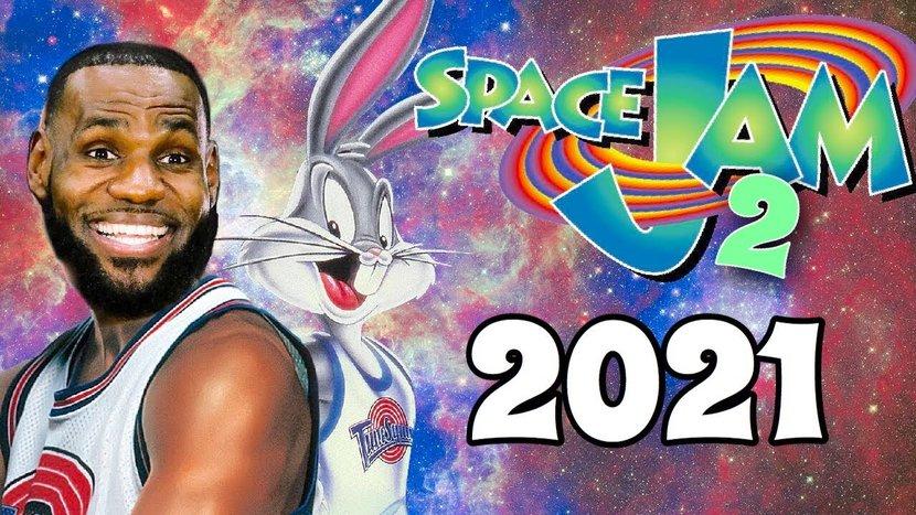 Space Jam 2, LeBron James, Michael Jordan