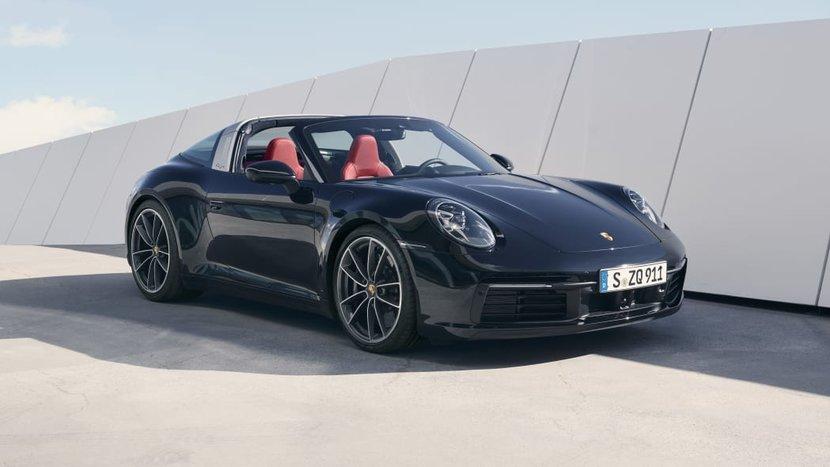 Porsche, 911 Targa