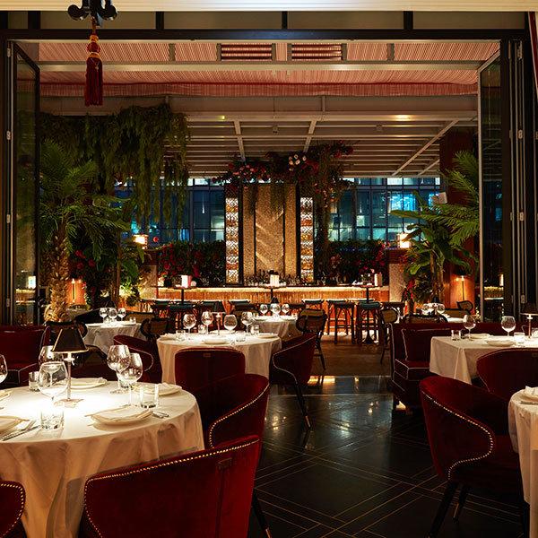Shanghai Me, Dubai, DIFC restaurant