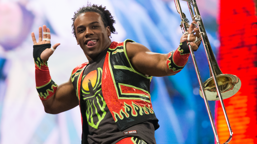 Esquire Q&A, Podcast, Xavier Woods, WWE, Gaming