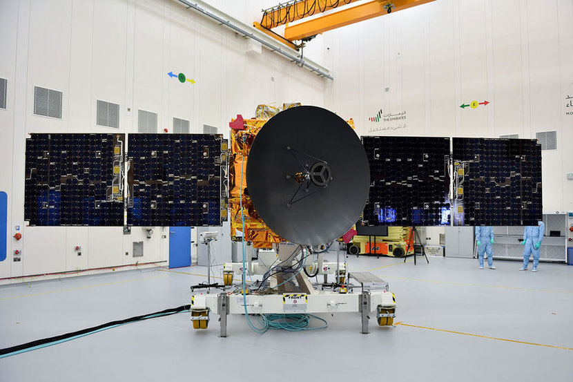 Space, Emirates Mars Mission, UAE