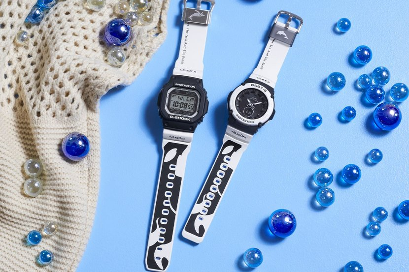 Casio, Love The Sea and Earth, Watches