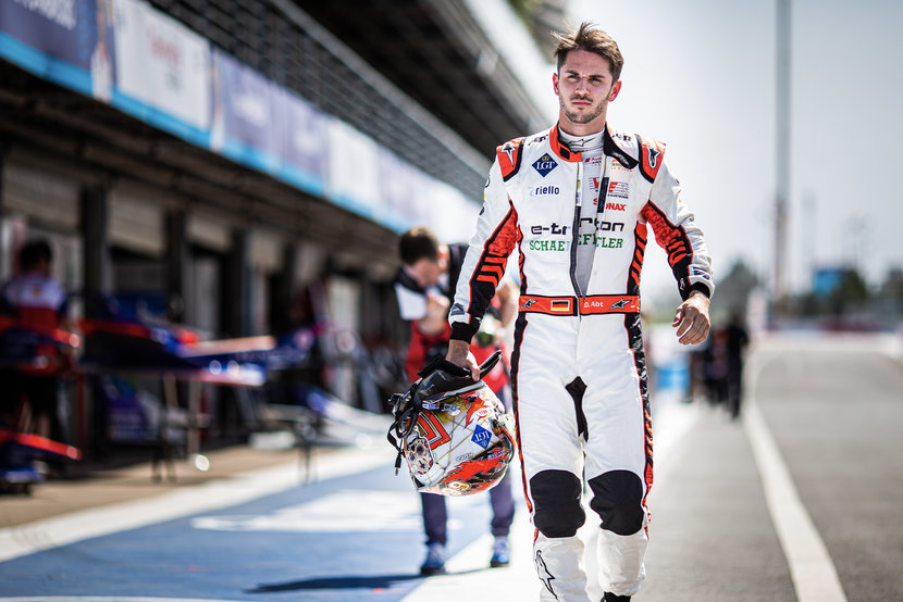 Daniel Abt, Audi, Formula E