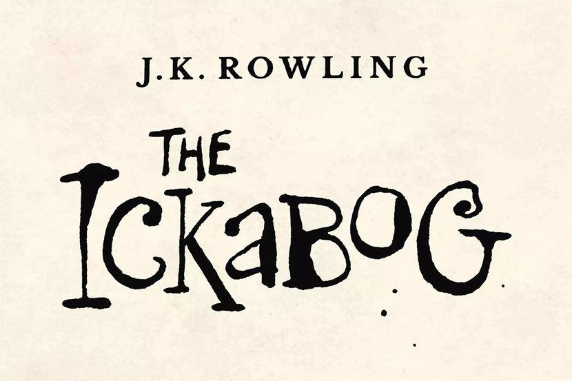 The Ickabog, JK Rowling, Books