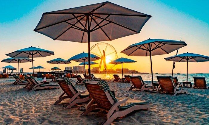 Dubai, Dubai beaches, Covid-19, Coronavirus