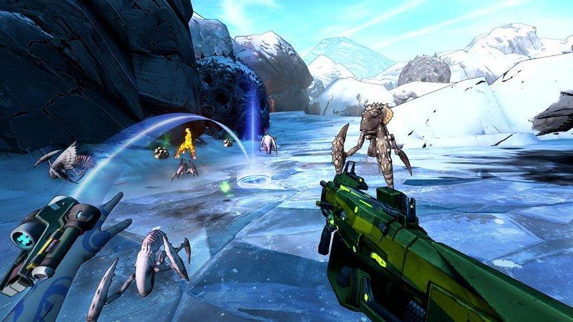 Borderlands 2, PS5, PlayStation 5
