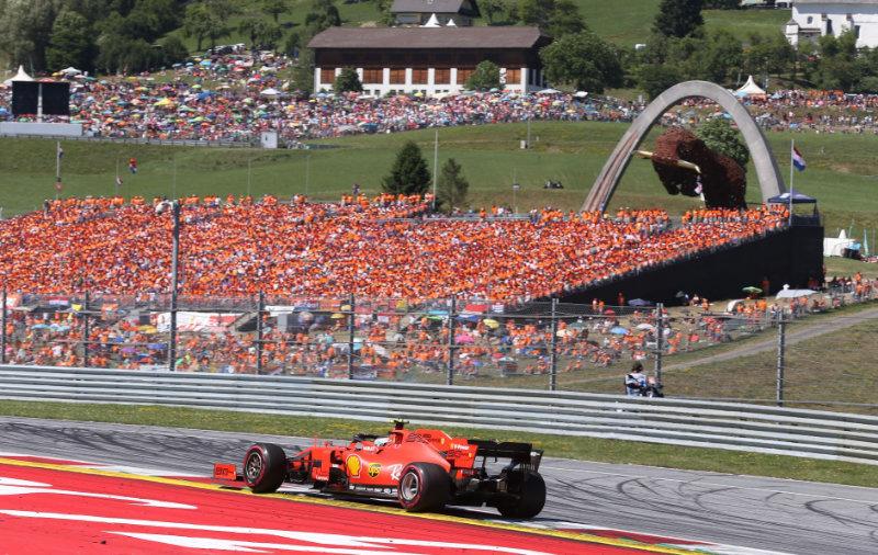 F1, Formula One, 2020, Austrian Grand Prix