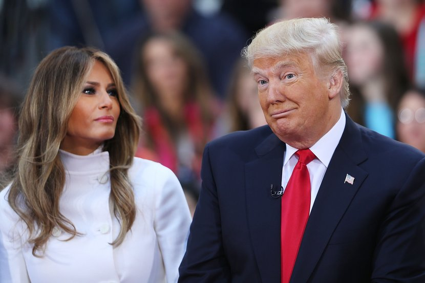Donald Trump, US, USA, Protests