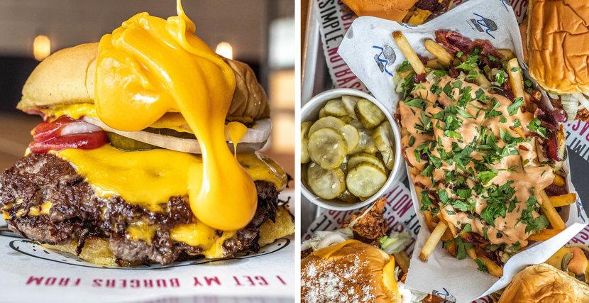 Pickl, Food, Restaurants, Burger, Dubai