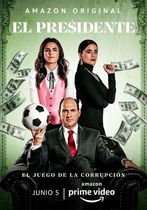El Presidente, FIFA, Sports, Amazon Prime