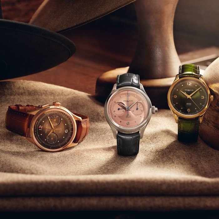 Watches, Montblanc, Heritage collection