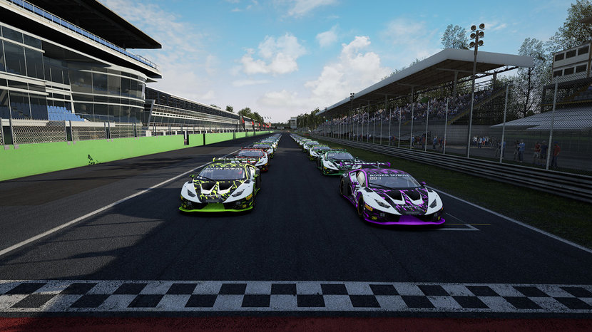 Lamborghini, Esports, Racing, Cars
