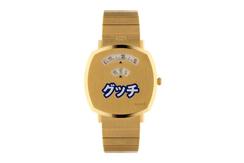 Gucci, Grip., Gucci Grip, Watches