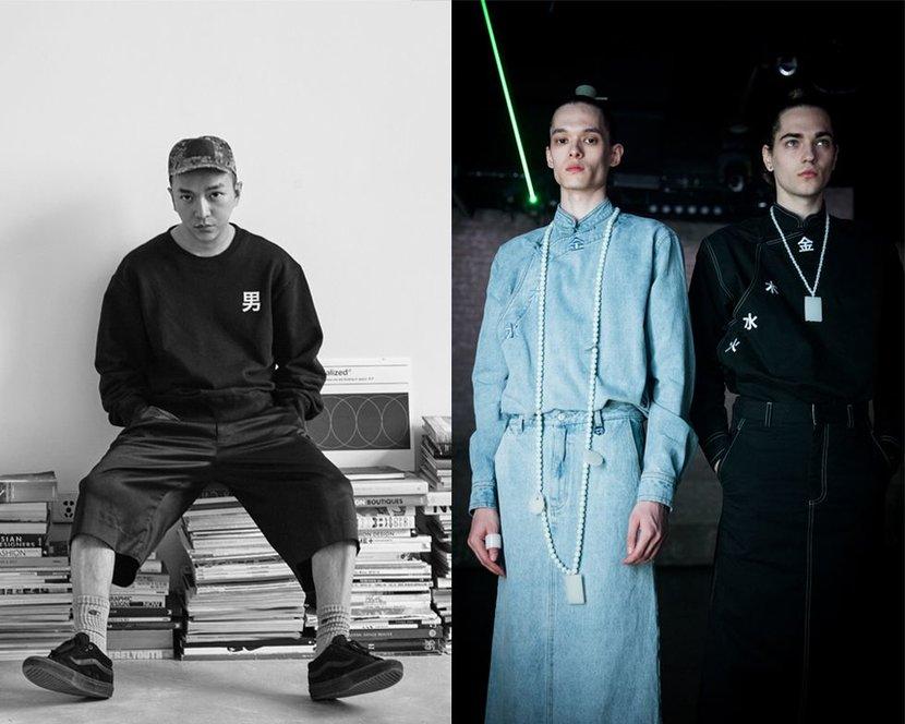 Xander Zhou, Fashion week