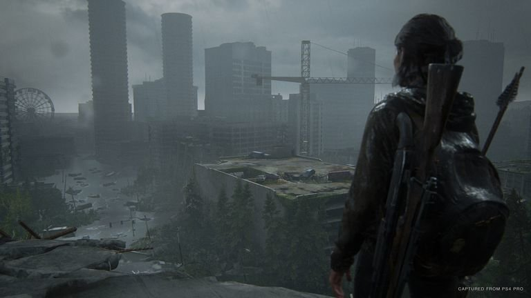 The last of us, The Last of Us Part 2, Sony, Playstation, Naughty dog