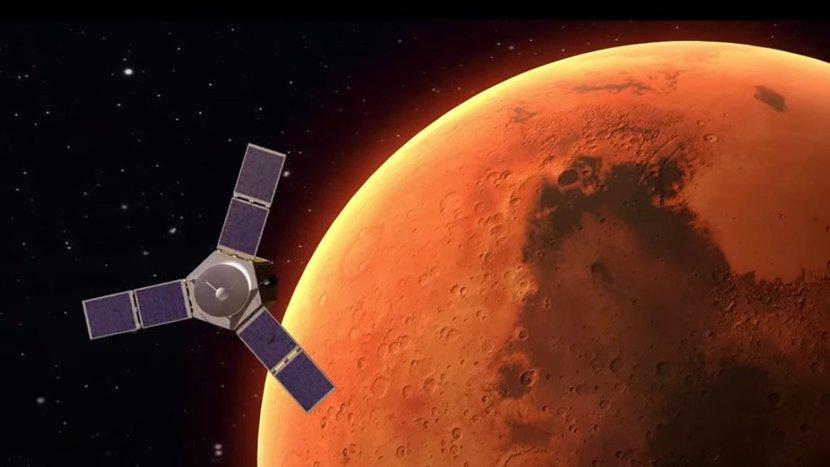 UAE, Mars