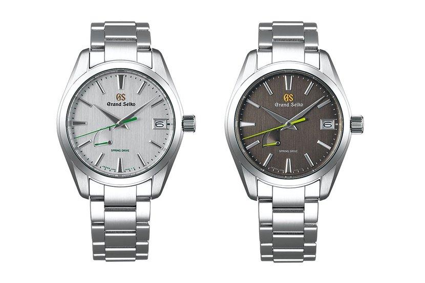 Grand Seiko, Seiko, Watches