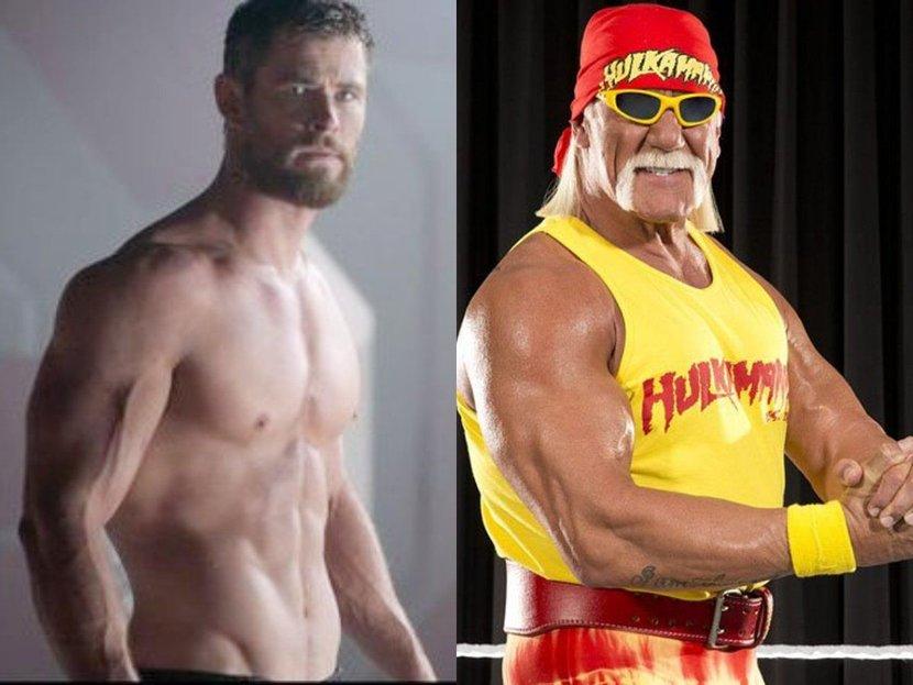 Chris Hemsworth to bulk up even more to play Hulk Hogan in biopic ...