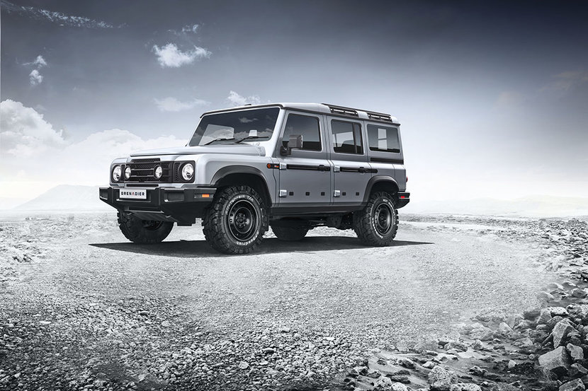 Grenadier, Land Rover, Defender, Off Road, 4x4, Dubai, UAE
