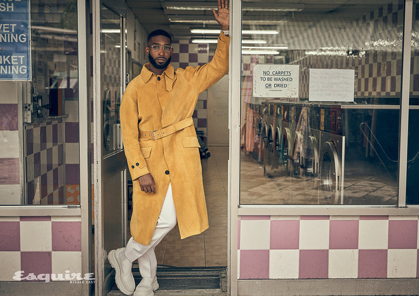 Tinie Tempah, Cover story, Esquire, Interview