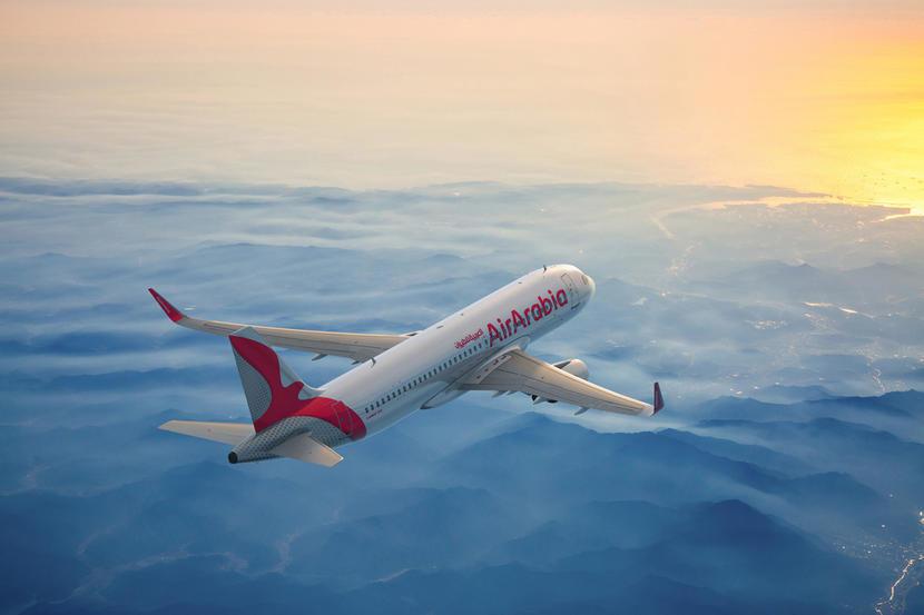 Air Arabia, Abu dhabi, Low-cost airline, UAE, Flights