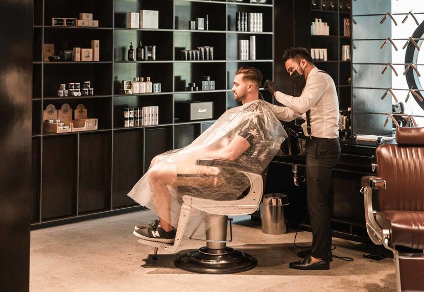 Chaps & Co, Reform, Review, Barbers, Dubai Barbers, The Lakes, The Springs