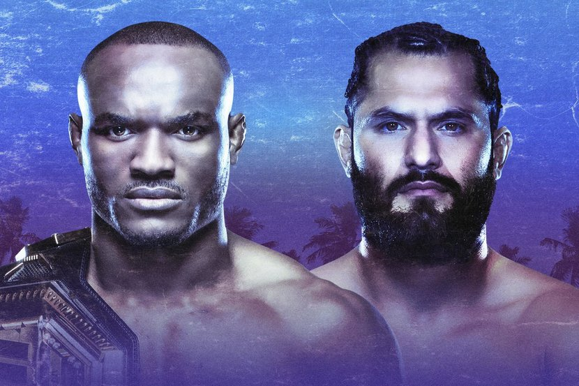 UFC251, UFC Arabia, Fight Island
