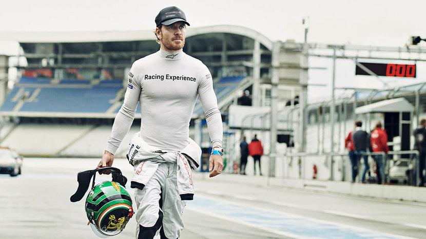 Michael Fassbender, Le Mans, Road To Le Mans