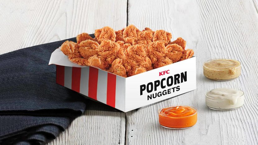 KFC, 3d printing, Fastfood, Chicken-free, Food, Nuggets