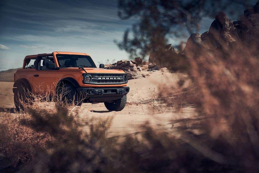 Ford Bronco, 2021, UAE, Ford, 4x4
