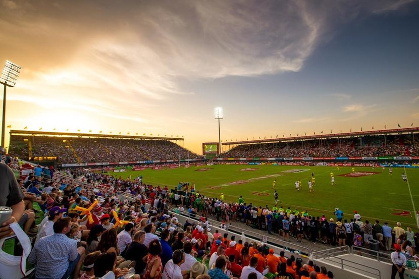 Dubai Rugby 7s, Rugby Sevens, 2020, Cancellation