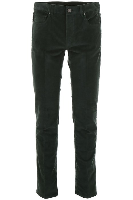 Black trousers by zZegna, AED712