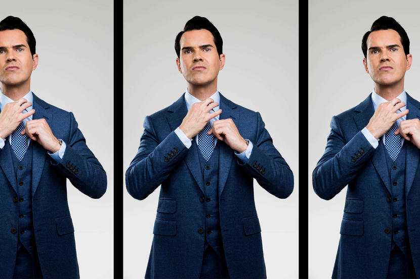Jimmy Carr, Dubai, World Trade Centre, Dubai Summer Surprises