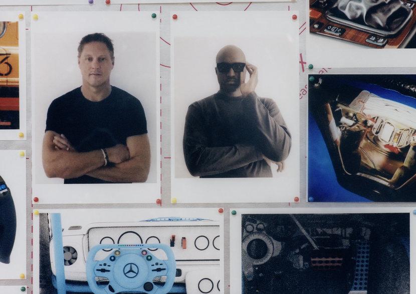 Virgil Abloh, Mercedes Benz, G-wagon, Collab